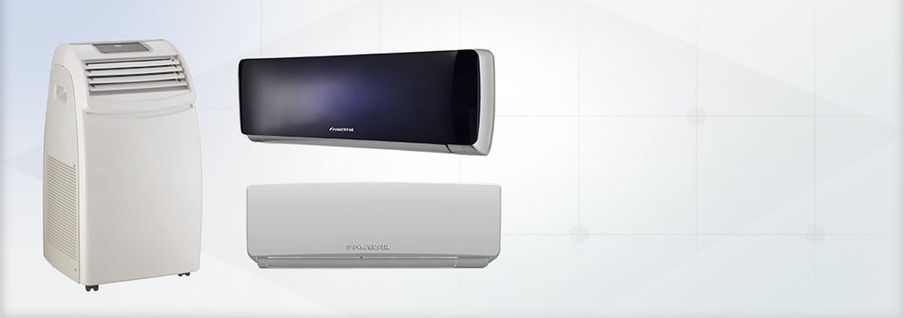 Poweful Electronics Air Conditioner
