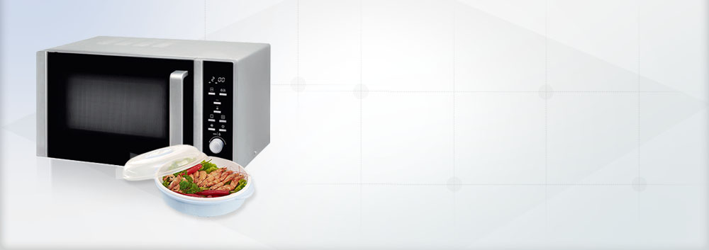 Microwave Oven Banner